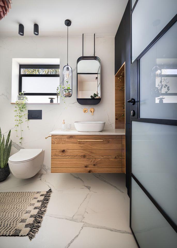 עיצוב מקלחת בחיפה